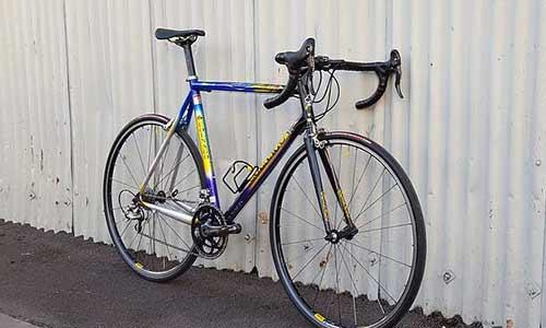 colnago bike build