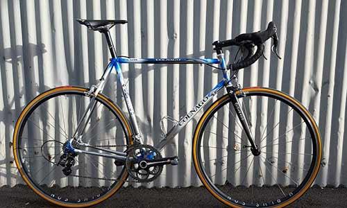 colnago dream bike build bristol