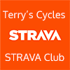 Terry's Cycles Bristol member of Strava Track Club