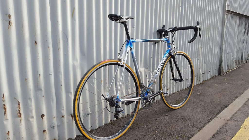 Fresh built Colnago Tecnos