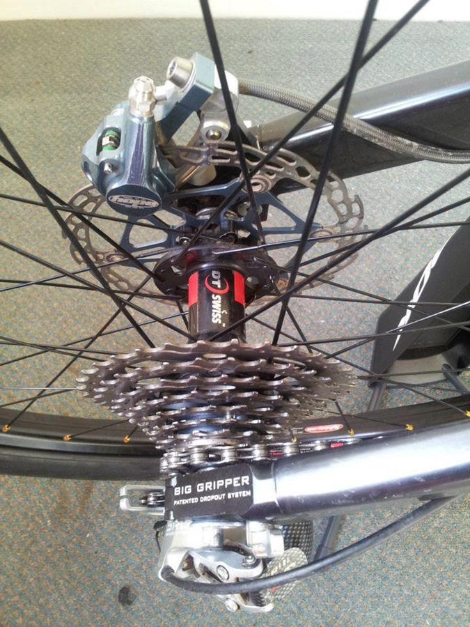 Hand Built wheels made by our Staff in our Yate, Bristol workshop.