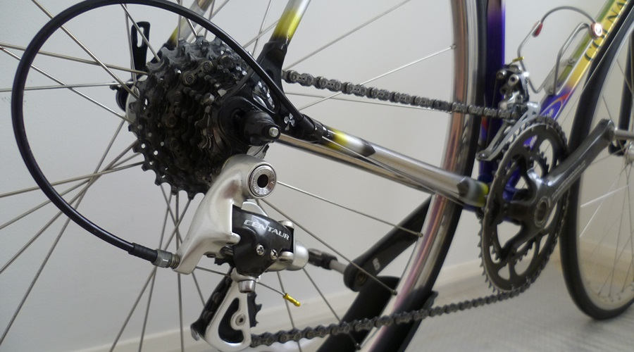 Colnagop Master Olympic with Campagnolo Centaur